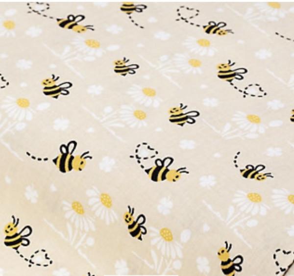 Kinder Bienenwachstuch (Bienen)